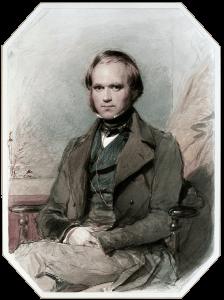 דרווין הצעיר. איור: George Richmond, Wikipedia