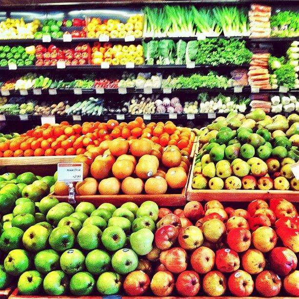 פירות וירקות מהווים 44 אחוז מכלל המזון האבוד בעולם. צילום: Billie, Flickr