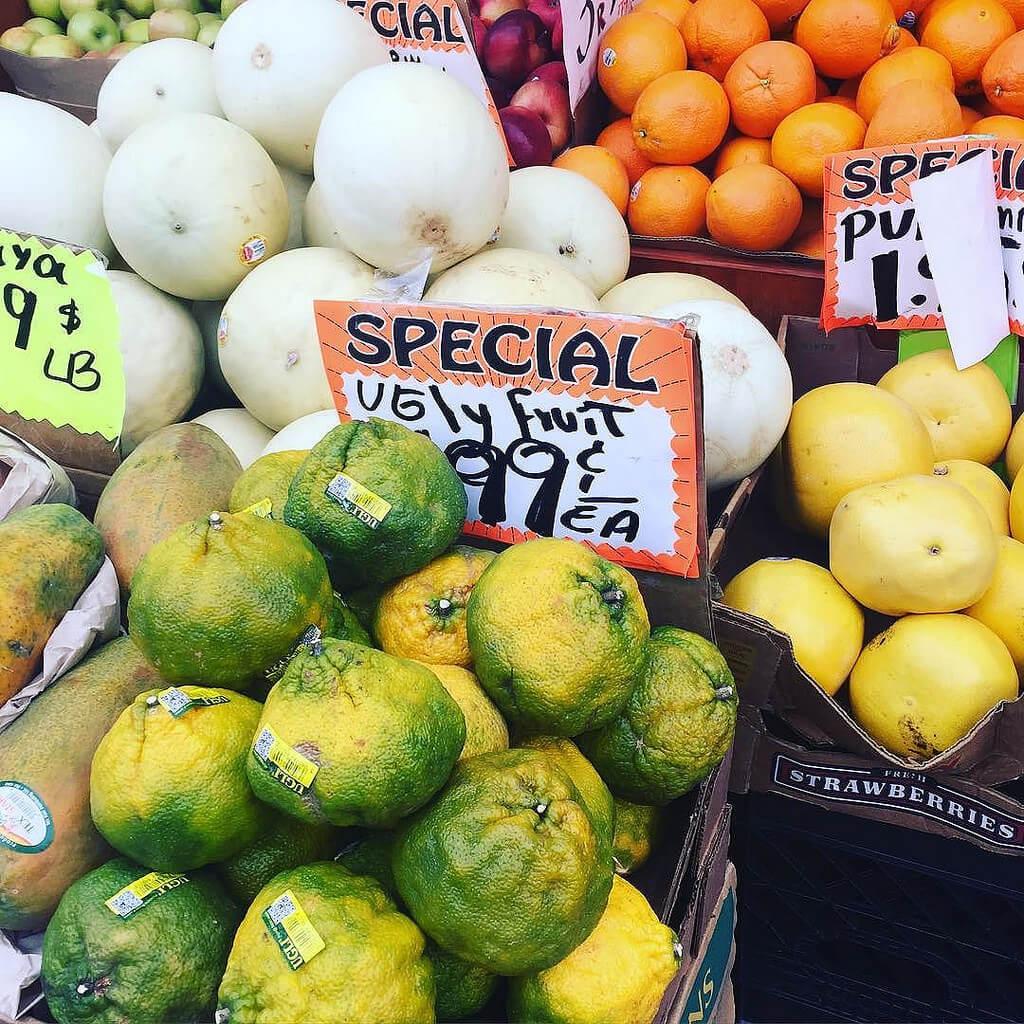 64 אחוז יקנו פירות וירקות מכוערים בהנחה. צילום: Francesca Castelli, Flickr