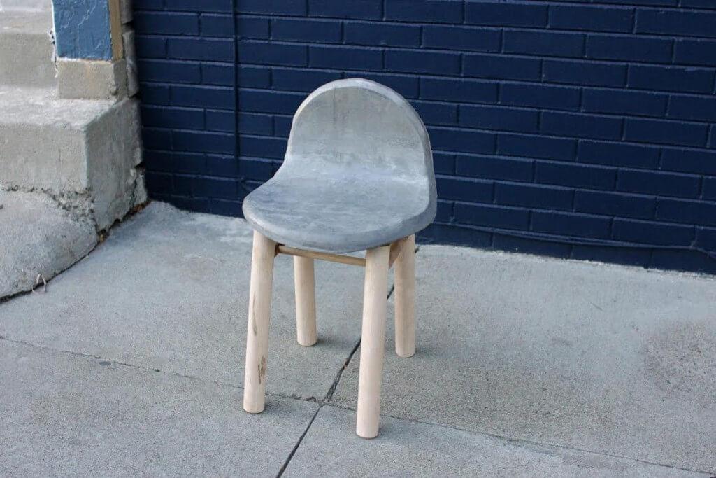 הכסא של המעצב דניאל לב קולמן