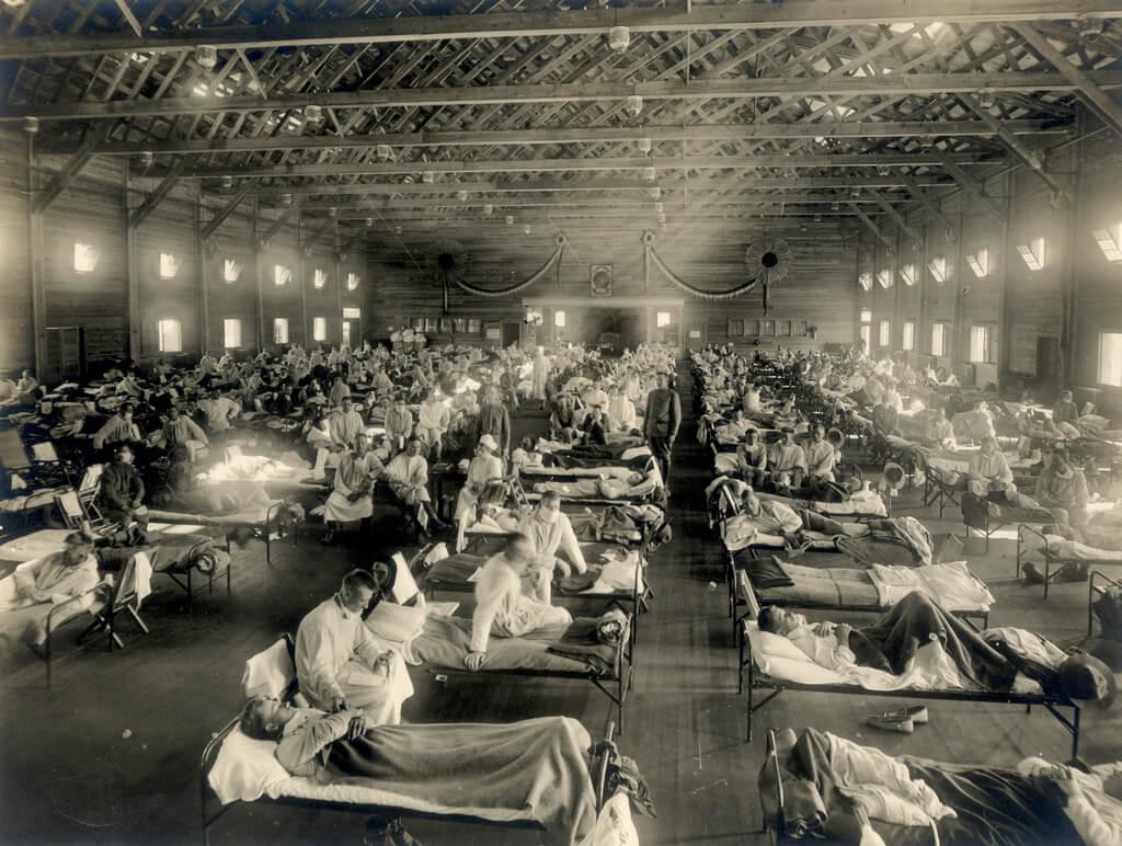 מאה שנים של שפעת