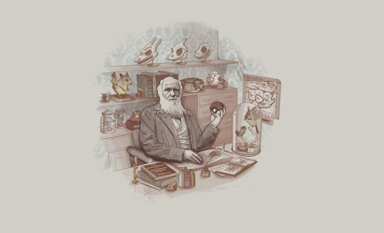 האבולוציה של המדענים