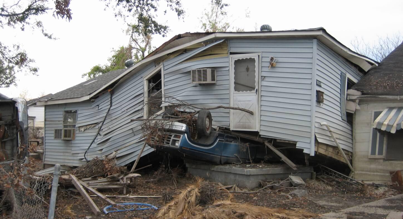 סופת ההוריקן קתרינה גרמה לאסון הומניטרי ופיננסי כבד בשנת 2005. צילום: -Infrogmation-of-New-Orleans, flickr