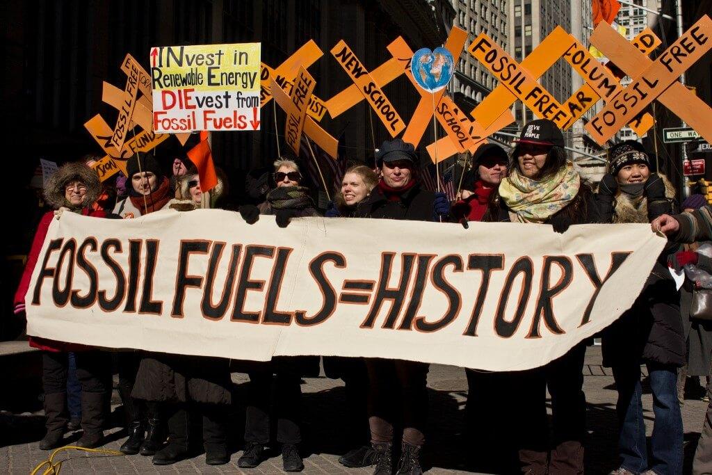 הפגנה בניו יורק. credit- maisa_nyc, Flickr
