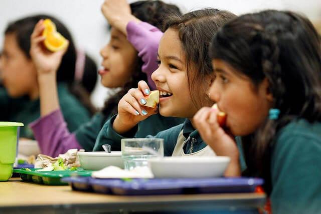 שינוי האקלים עלול לפגוע באספקת המזון. צילום: U.S. Department of Agriculture, Flickr