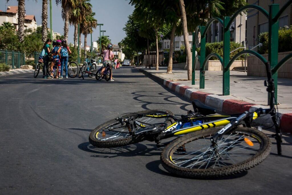 היום היחידי בשנה שבו בישראל אין תנועת מכוניות במרכזי הערים הוא יום הכיפורים. צילום: Flavio~, flickr