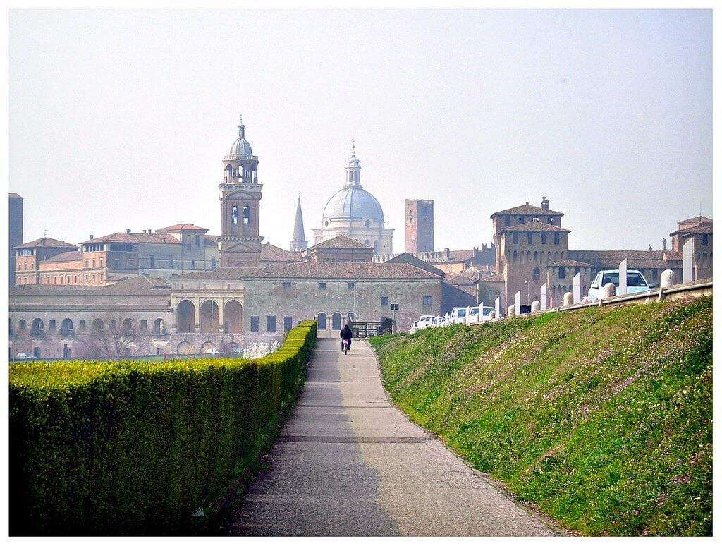 מנטואה - בירת התרבות של איטליה, בניהול התושבים. צילום: alessandra elle, Flickr