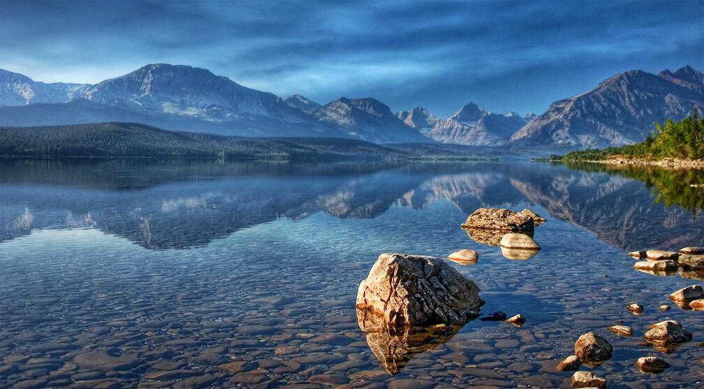 הפארק הלאומי גליישר
