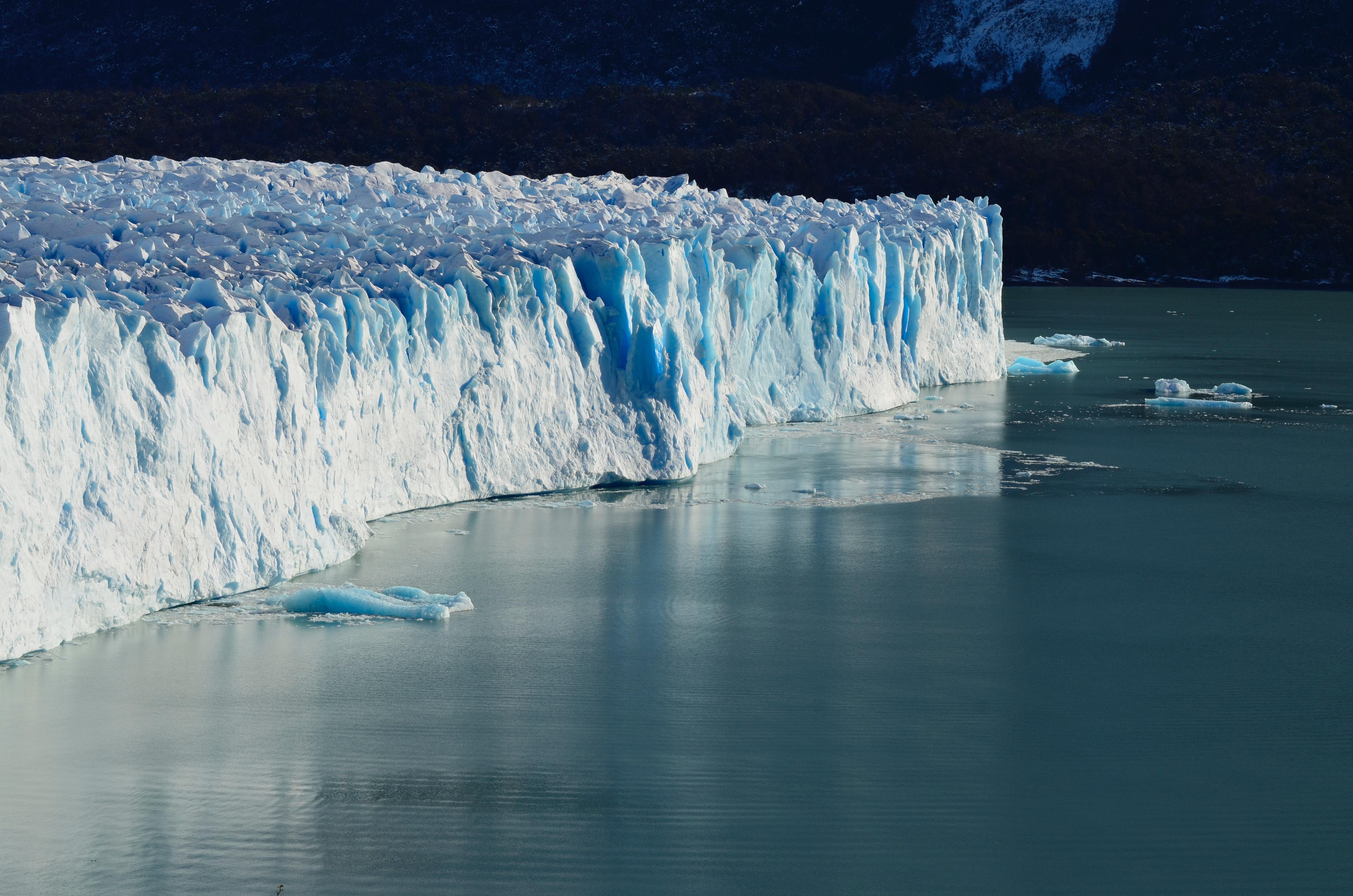 מה ממיס את מדף הקרח רוס?