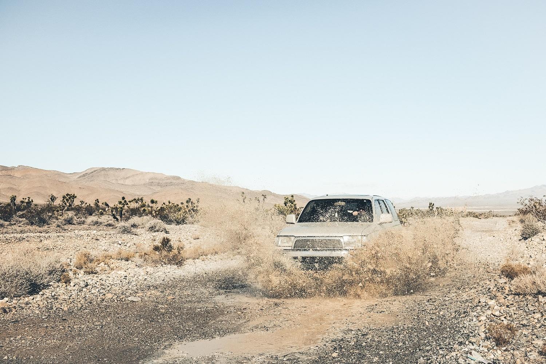 רכב נגד שטח