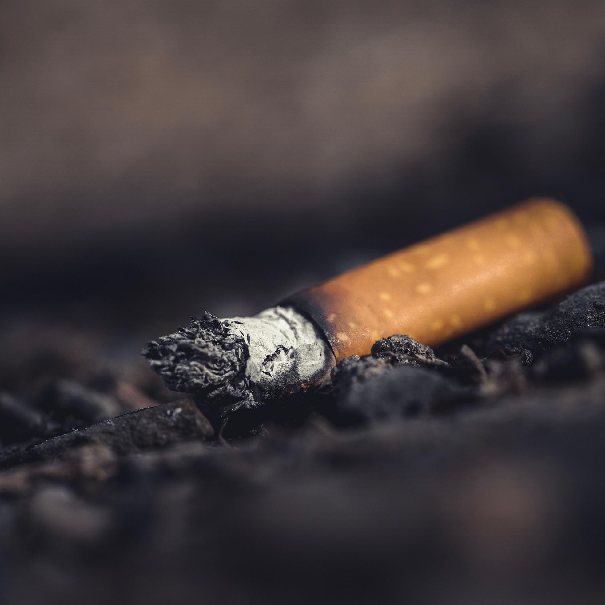 סיגריות נגד הטבע