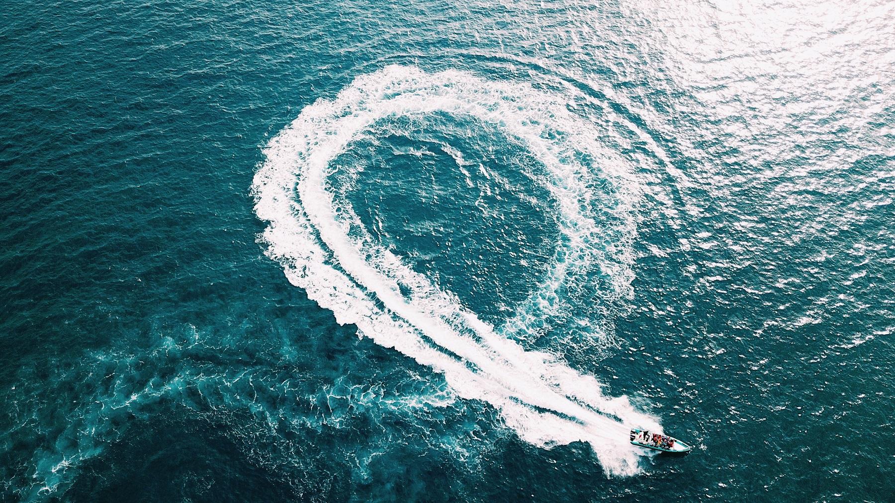 אוקיינוסים לוהטים