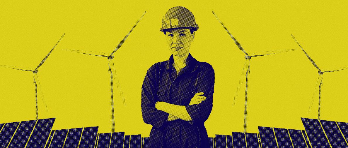 העתיד הוורוד של המשרות הירוקות