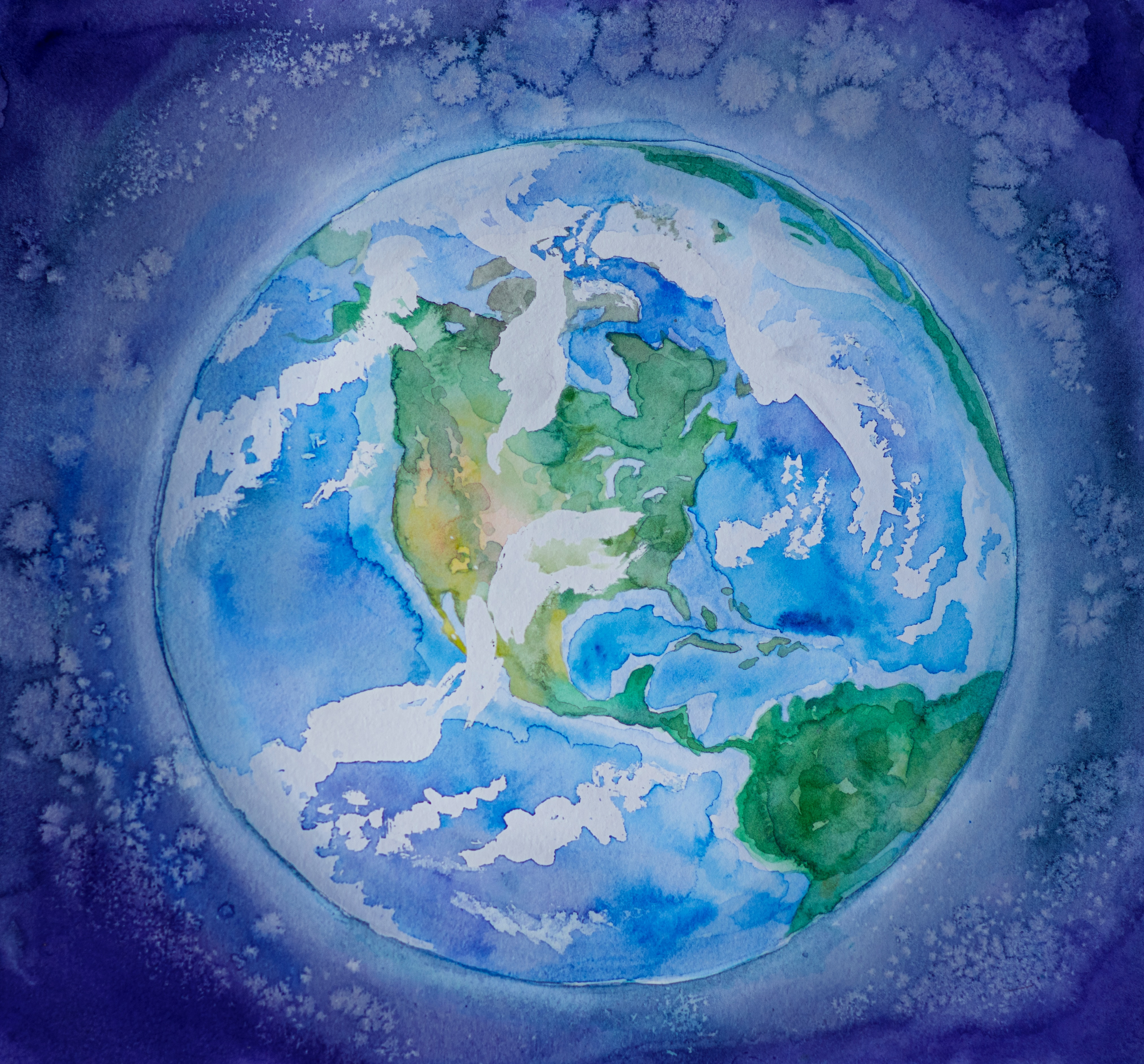 זריחת כדור הארץ