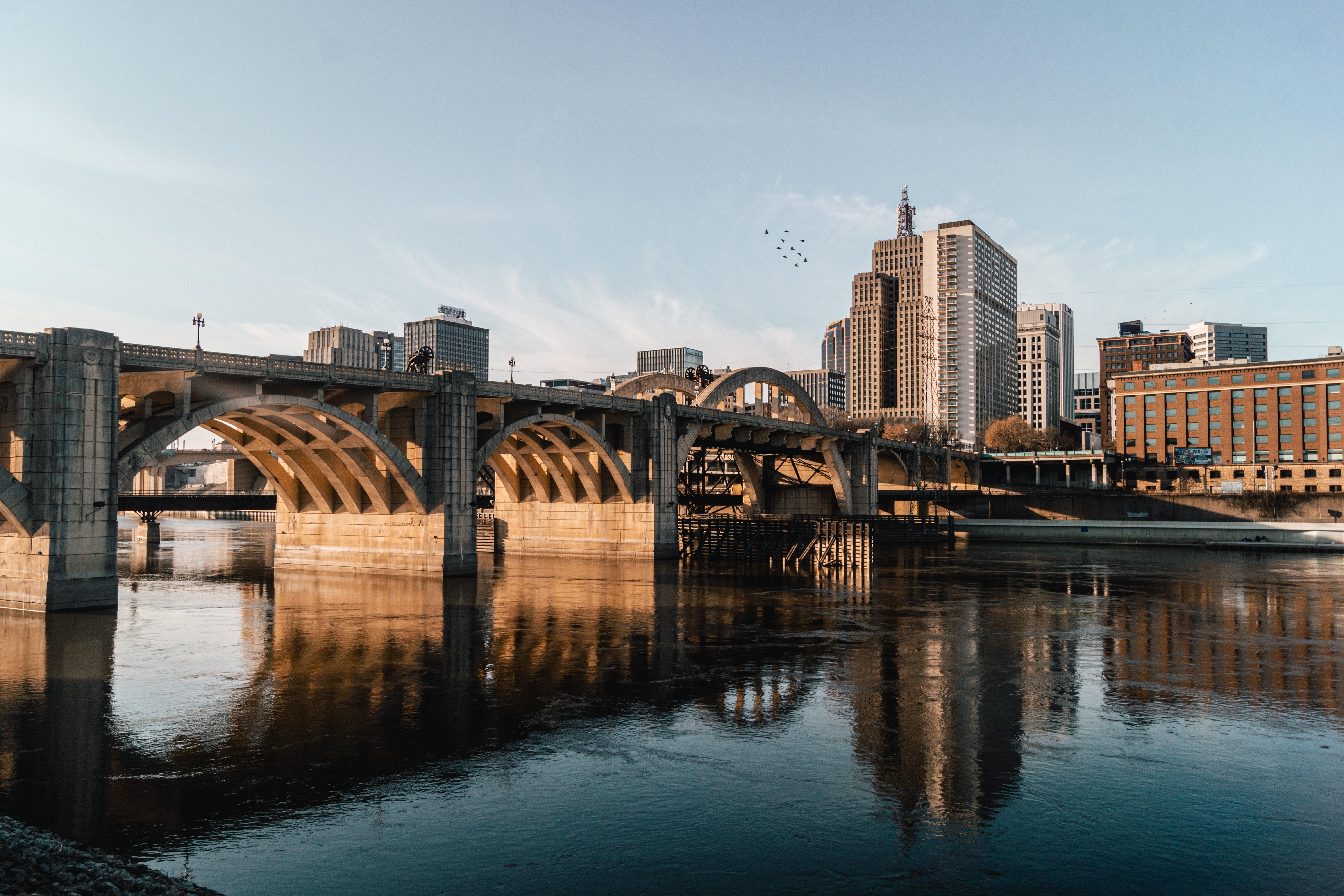 St. Paul Lift Bridge