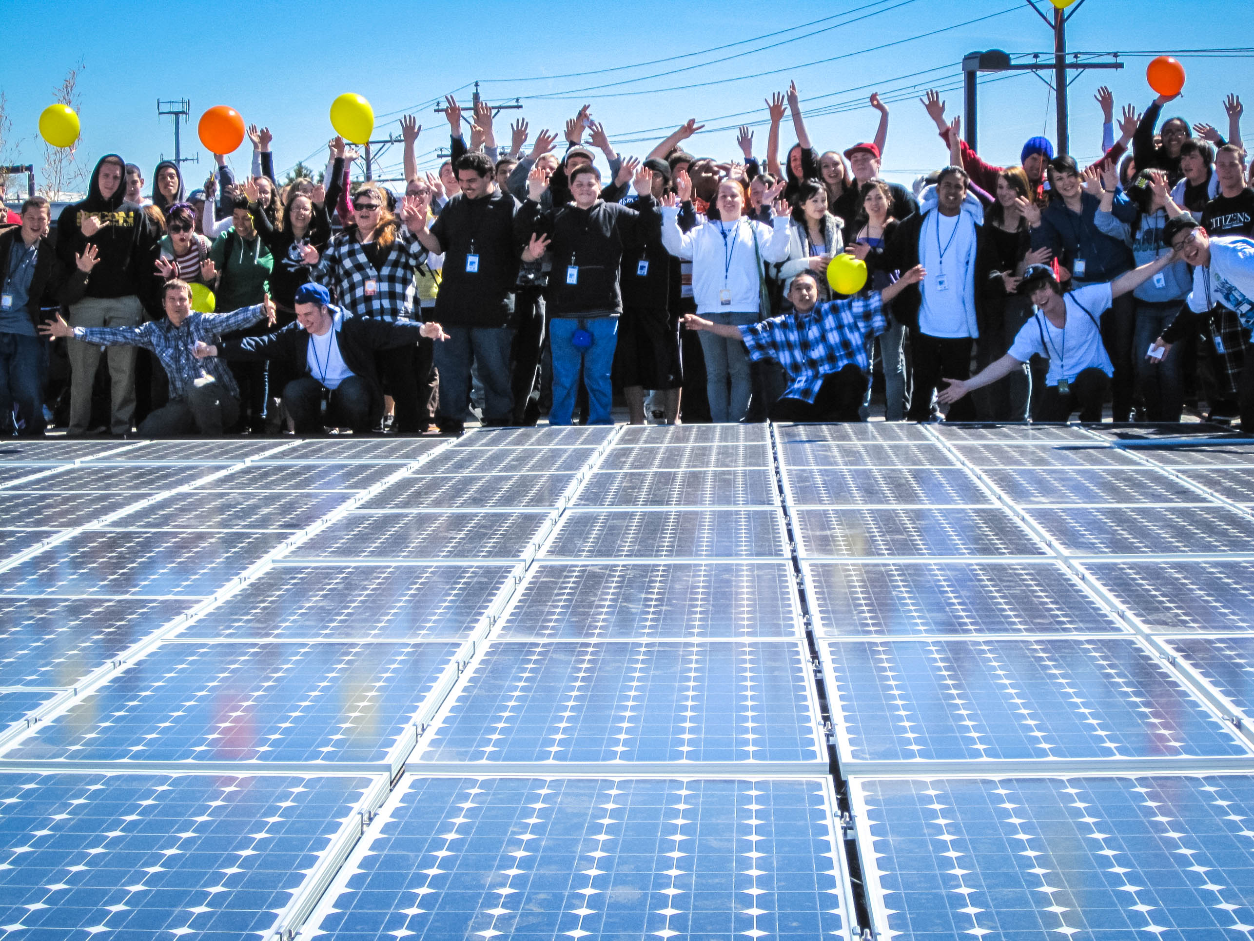 קהילה מחשמלת