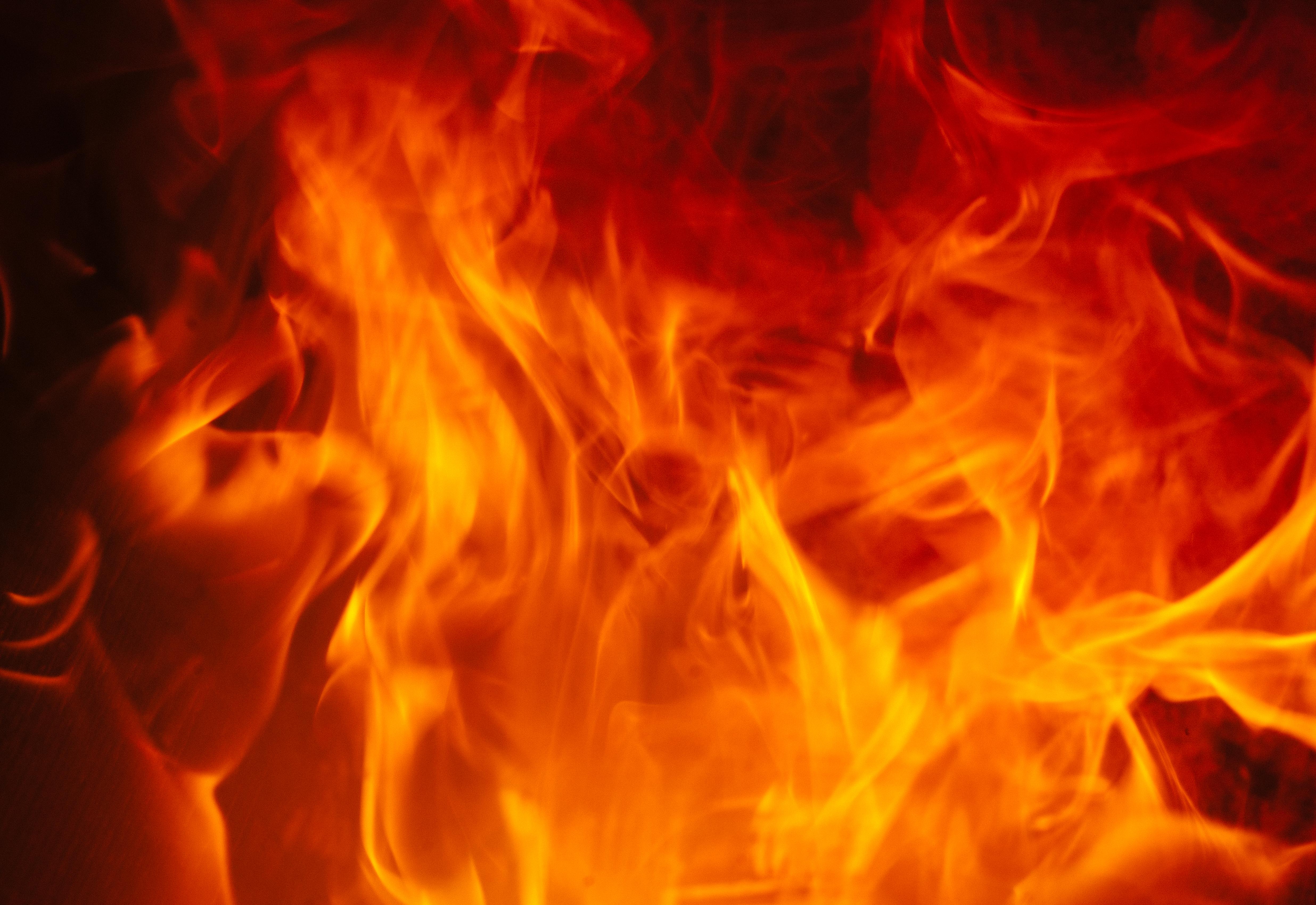 שריפה חולה