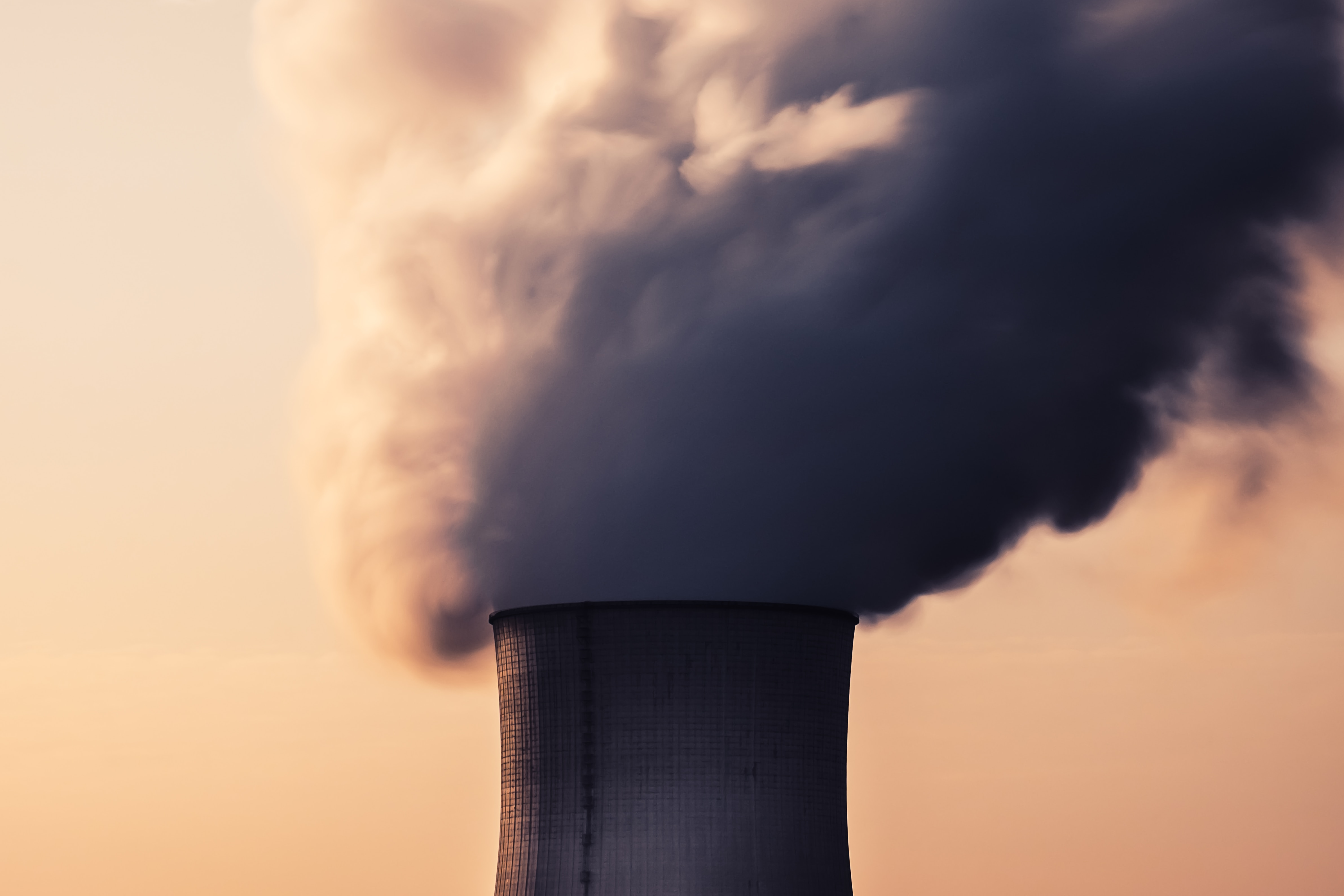 Cooling Tower's Fumes