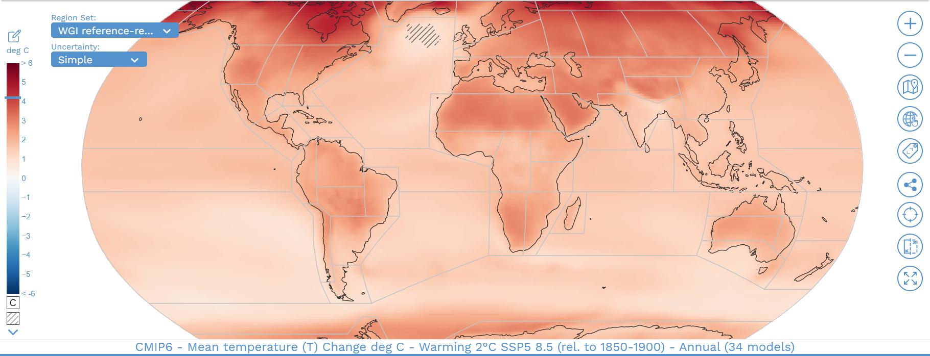 הווייז של שינוי האקלים