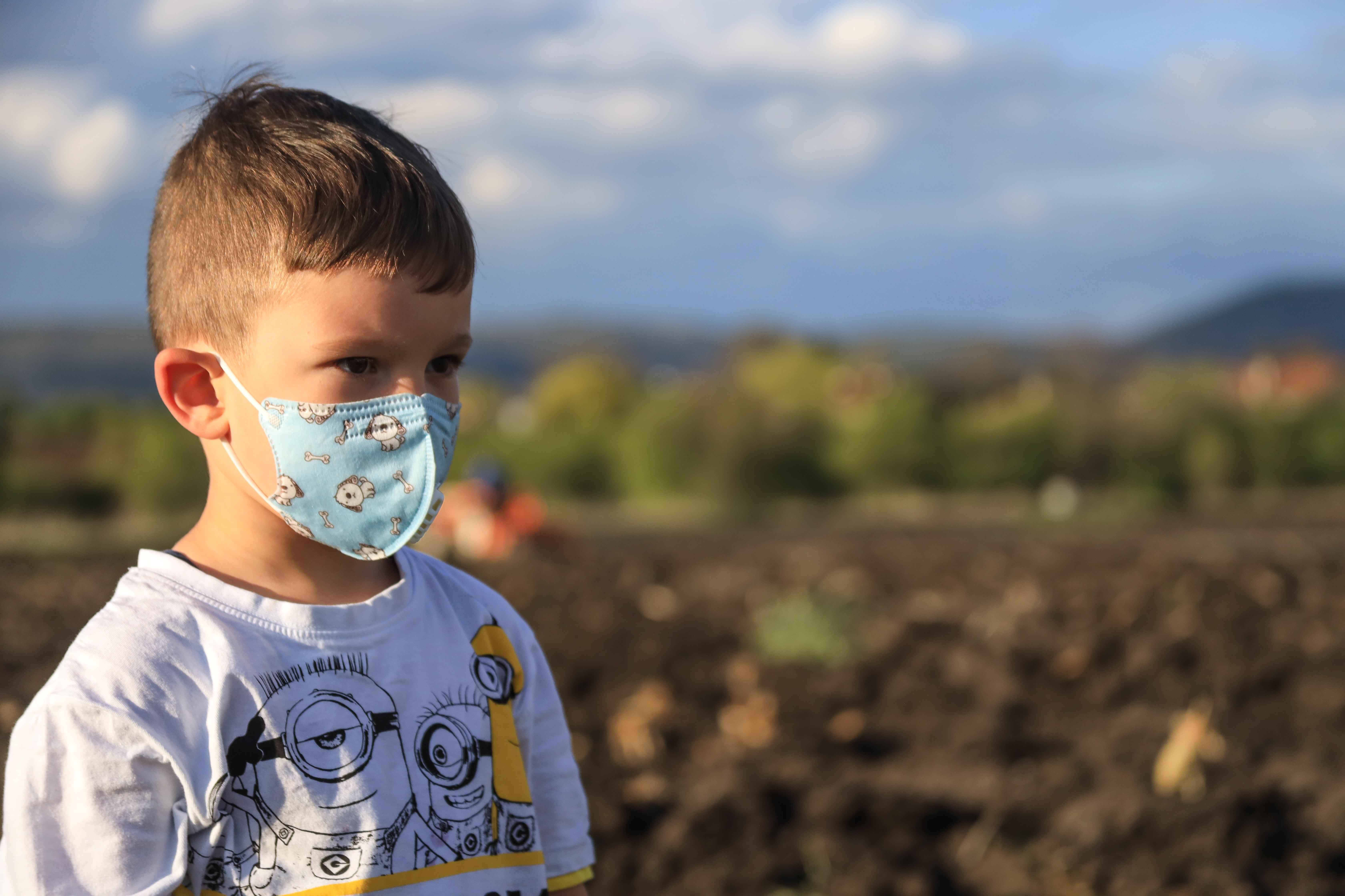 הקשר בין חשיפה כרונית לזיהום אוויר לתחלואה בקורונה בישראל